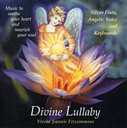 Divine Lullaby CD cover